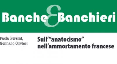 """Sull'""""Anatocismo"""" nell'ammortamento francese (P. Fersini, G. Olivieri)"""